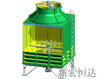 Cooling Tower Workmap